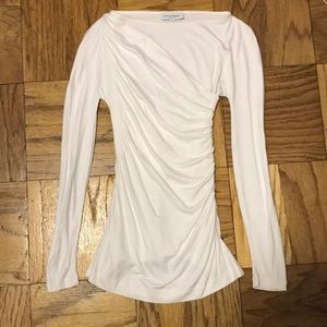 Narciso Rodriguez Geometric Long Sleeve